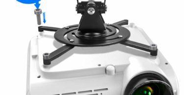 Test et Avis Vidéoprojecteur YABER 4500 Lumens Full HD 1080P
