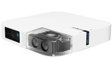 XGIMI Z6 Polar 1080p 4K HD Projecteur Auto Focus 2 + 8 GB LED