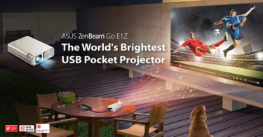 Avis ASUS ZenBeam E1 - Projecteur Mini LED Portable WVGA