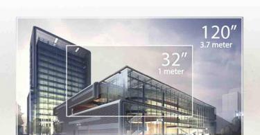 Comparatif et Test ASUS ZenBeam E1 - Pico Projecteur Mini LED Portable WVGA