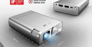 Test ASUS ZenBeam E1 - Pico Projecteur Mini LED Portable WVGA