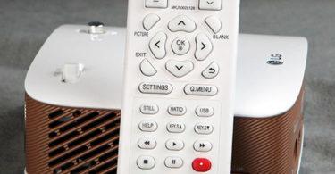 Test et Avis LG Minibeam PH150G Vidéoprojecteur LED HD