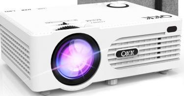 MON Test du Projecteur AK-80 QKK Supporte 1080P FHD