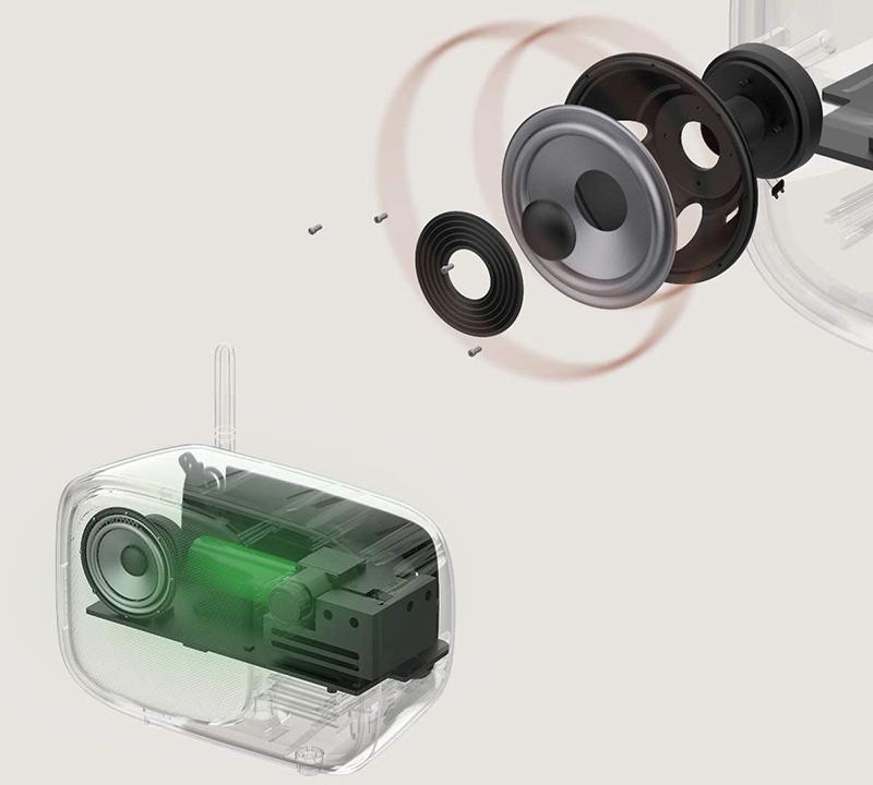 Test PODOOR Mini Projecteur 150ANSI Lumens Portable Videoprojecteur