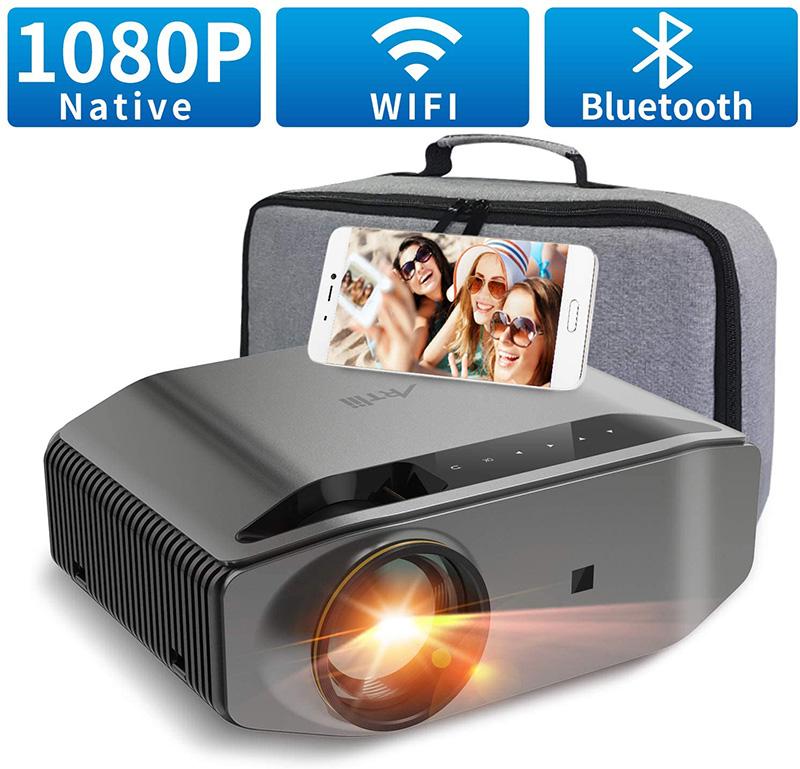 Artlii Videoprojecteur Full HD-ENERGON 2