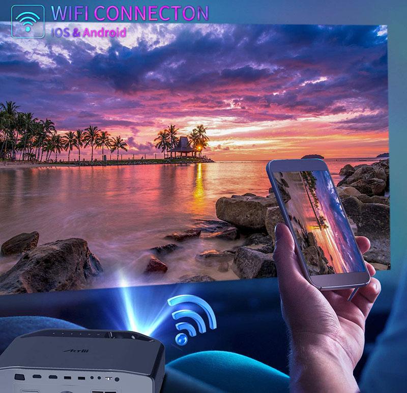 Avis Artlii Videoprojecteur Full HD-ENERGON 2