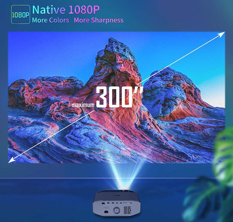 Avis et Test Artlii Videoprojecteur Full HD-ENERGON 2
