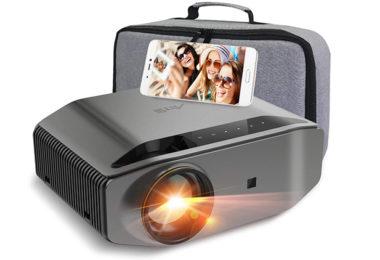 Test du Artlii Videoprojecteur Full HD-ENERGON 2