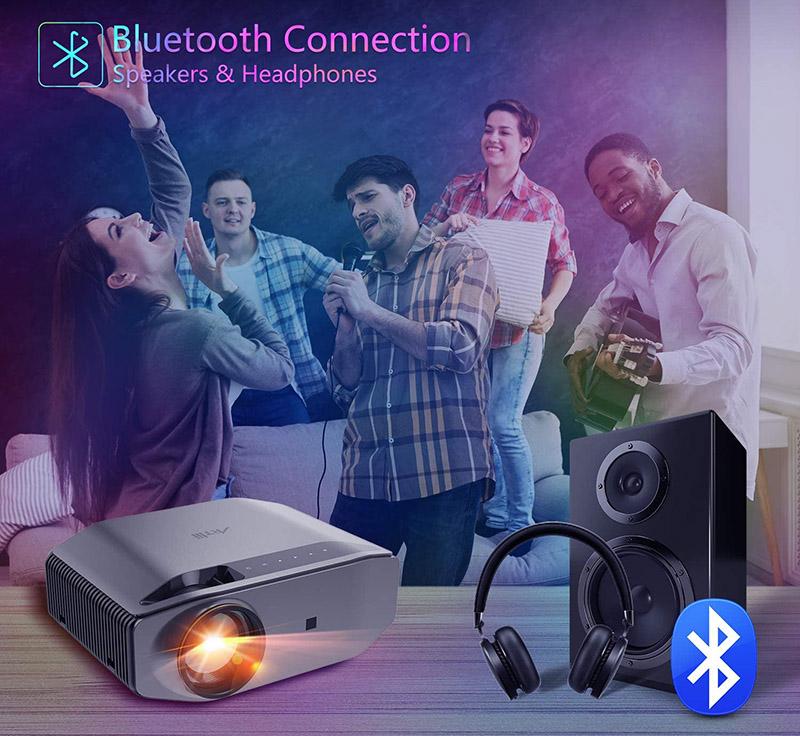 picoprojecteur pas cher Artlii Videoprojecteur Full HD-ENERGON 2