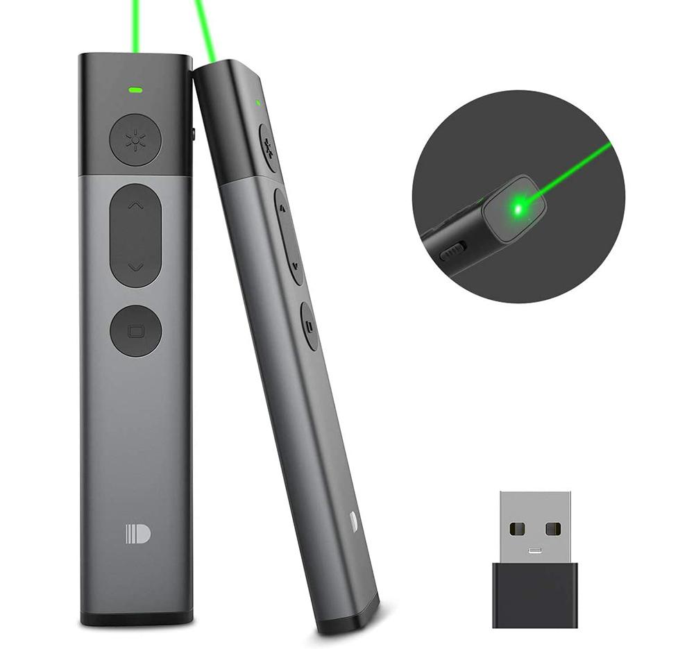 Doosl Pointeur Laser Vert pour Powerpoint
