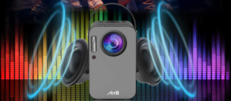 Artlii Play Videoprojecteur WiFi Android 9.0