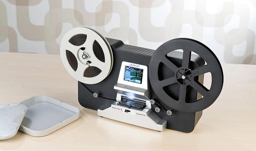 Comment bien choisir un Scanner pour Film Super 8