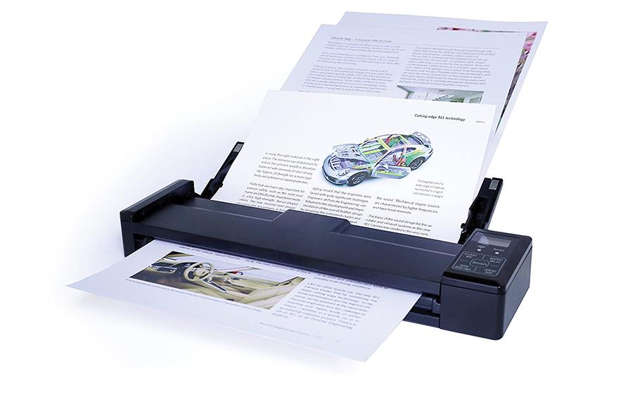 IRIS IRISCan Pro 3 Wi-Fi - Scanner portable - Haute précision