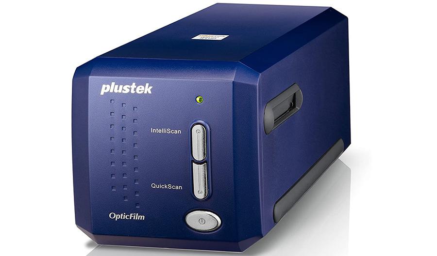 Plustek OPTICFILM 8100 FILMSCANNER