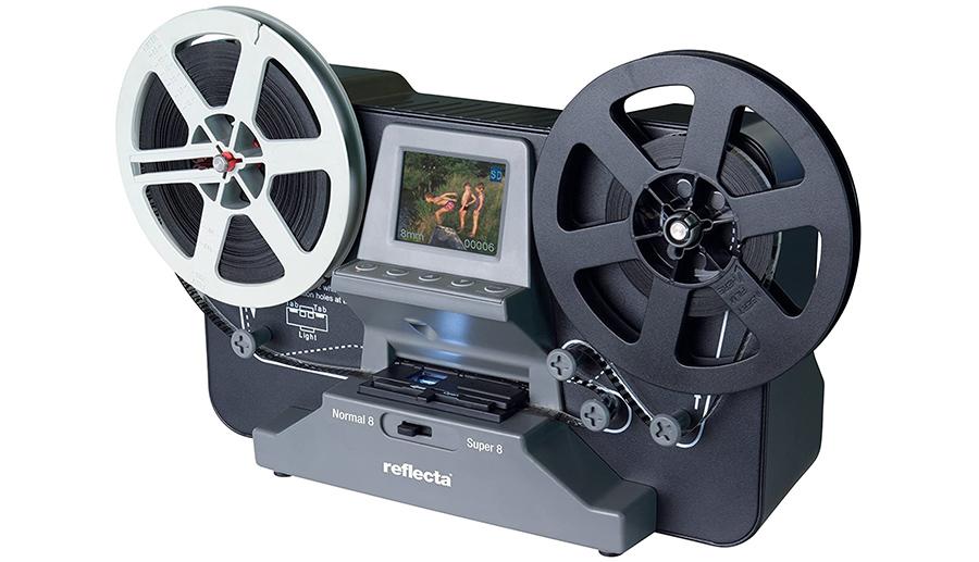 Reflecta Scanner de Films Super 8