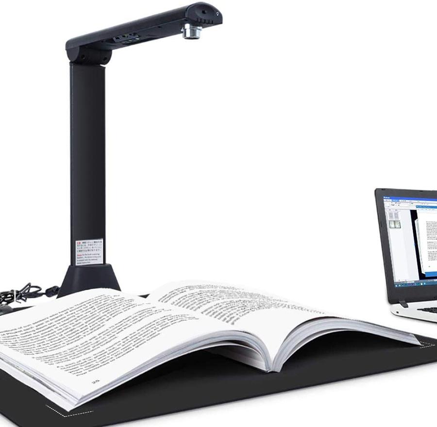 Scanner Caméra de Lecture et de Documents Bamboosang X9
