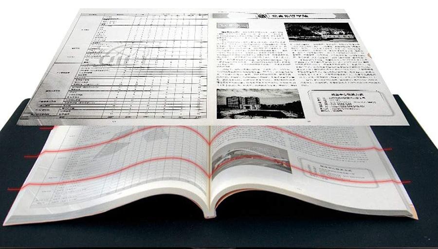 Scanner Livres et de Documents Bamboosang X7