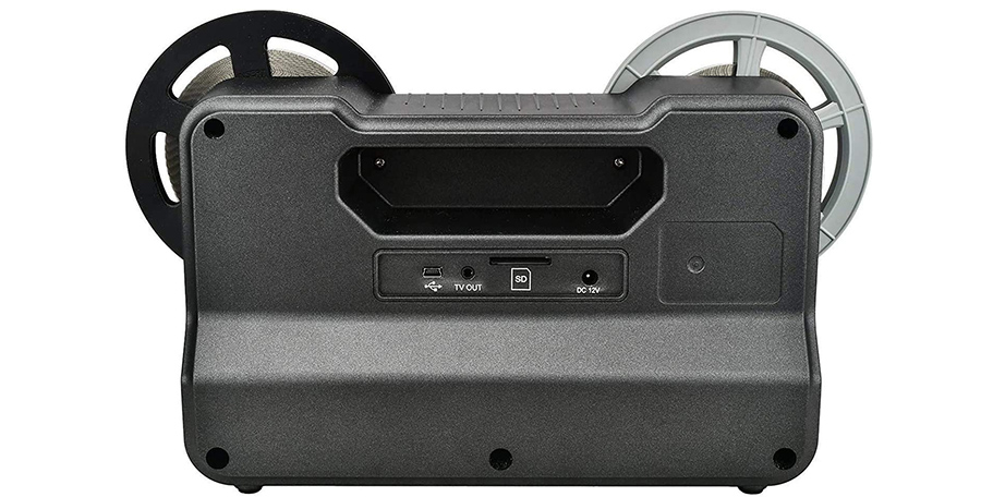 Test Mersoco Scanner de pellicule pour Films 8 mm et Super 8