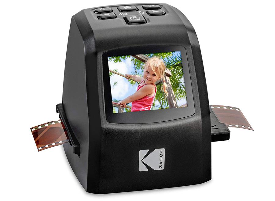 Test Mini Scanner Numérique de Films et Diapositives KODAK