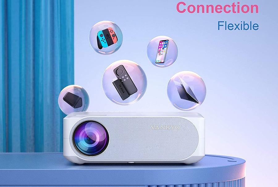 Test VANKYO Videoprojecteur WiFi 7800 Lumens Projecteur 5G et WiFi