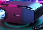 Test Videoprojecteur Vamvo 300 6500 Lumens 1080P
