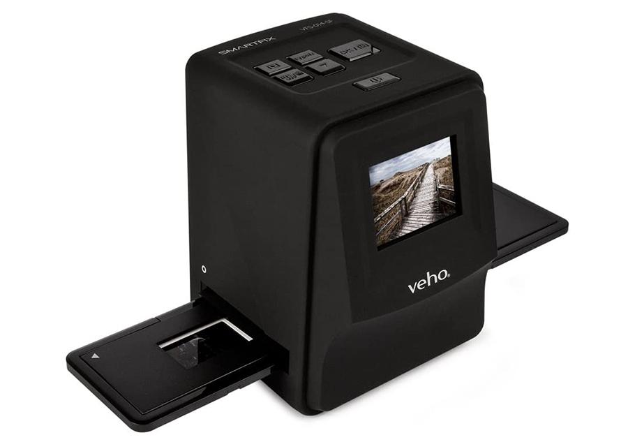 Veho - VFS-014-SF - Scanner autonome de diapositives et de négatifs