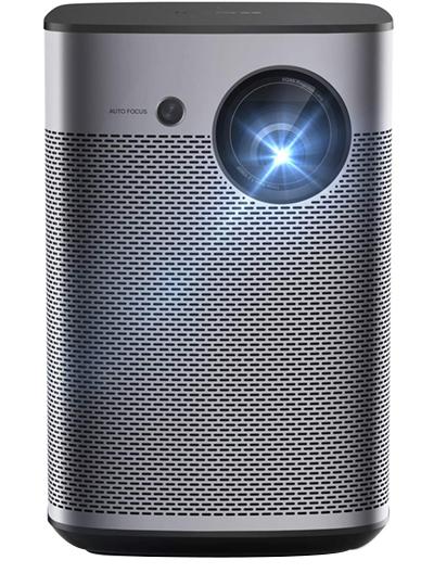 Projecteur XGIMI Halo Android TV 1080P Full HD Mini projecteur intelligent 3D 800 AISI Lumens Portable Haut-parleurs Bluetooth WiFi - TestHarman