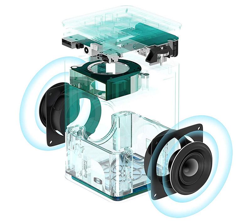 avis yaufey Mini Projecteur 150 ANSI Lumens DLP Ultraportable Vidéoprojecteur