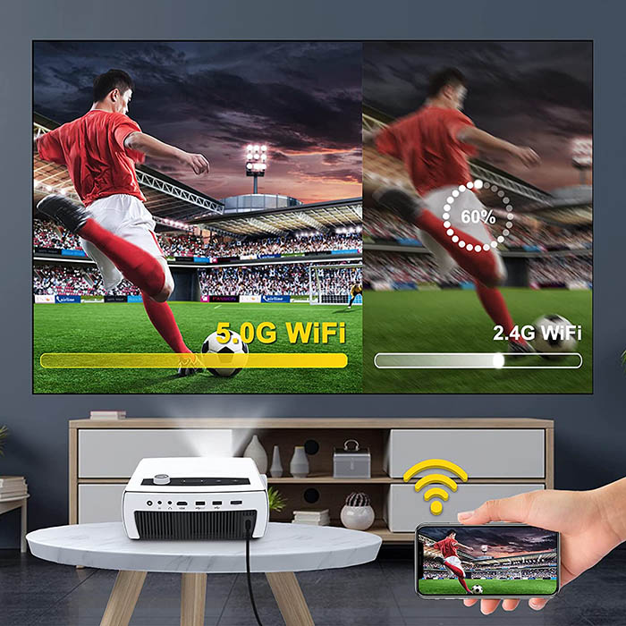 Artlii Enjoy 3 Videoprojecteur Full HD