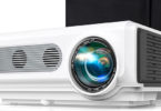 TOPTRO 8200 Lumens 5G Vidéoprojecteur WiFi Bluetooth Full HD 1080P