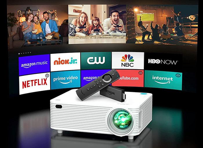 avis WISELAZER Vidéoprojecteur Full HD 1080P