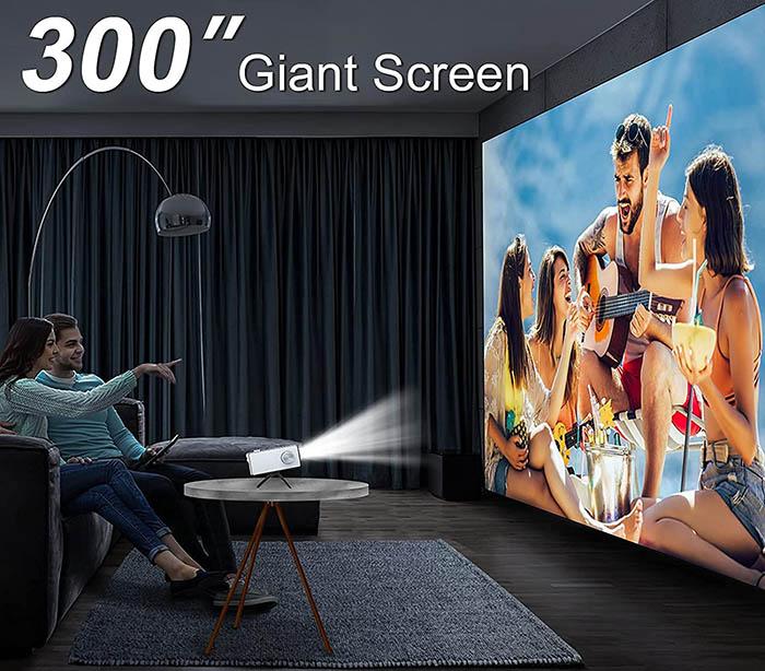 avis et comparatif Artlii Enjoy 3 Videoprojecteur Full HD