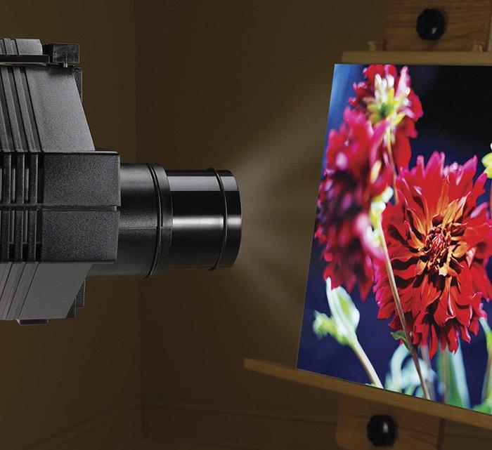 test épiscope Artograph AR-225-446 Prism - 3 D - Projecteur episcope Professionnel 500W